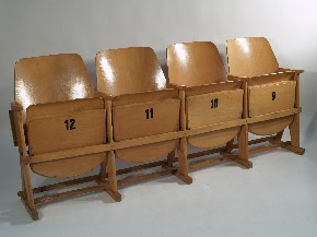 Cinema bench