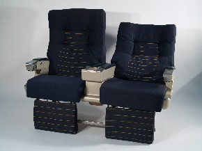 Seat from Boeing747