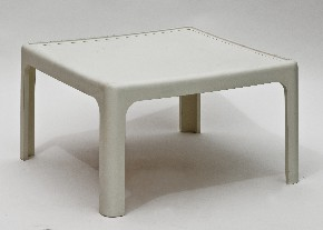 Coffee table white