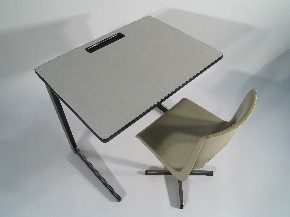 Table & chair Jack Vogels