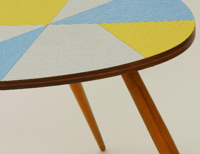 Retrofactory Coffee Table X