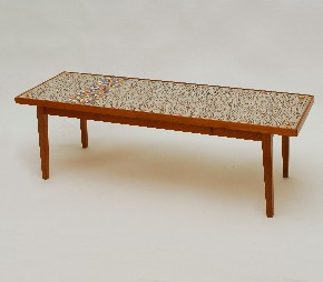 Mosaic coffee table II.