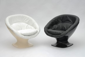 Space Age chair by Raphael Raffel