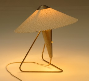 Table lamp by Helena Frantová - big III