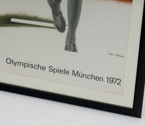 poster 1972 Munich olympic games