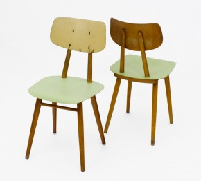 Ton dining chair set